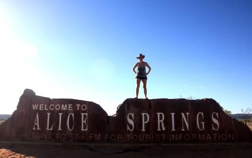 Alice Springs - Australien