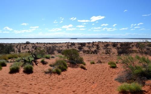 Lake Amadeus - Australien